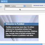Gene Searching on PubMed