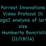 Forrest video protocol 01